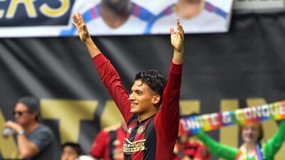 Yamil Asad podría continuar su carrera en la MLS fuera de Atlanta...