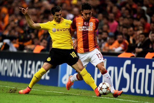Borussia Dortmund mostró otra cara en la Campions League, y goleó de vis...