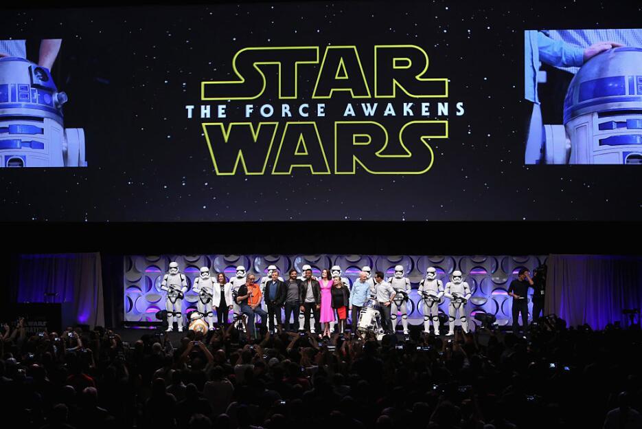 En fotos: Carrie Fisher, la recordada princesa Leia de la 'Guerra de las...