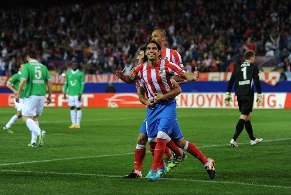 Falcao fue el máximo anotador de la pasada Europa League, con un récord...