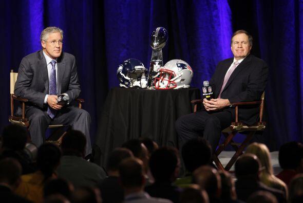 La nueva generación de la NFL encabezada por Seattle podría tomar la est...
