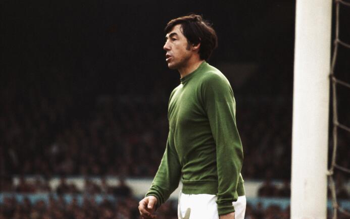 Gordon Banks (Inglaterra) - de hecho, su gran conquista fue la Copa del...