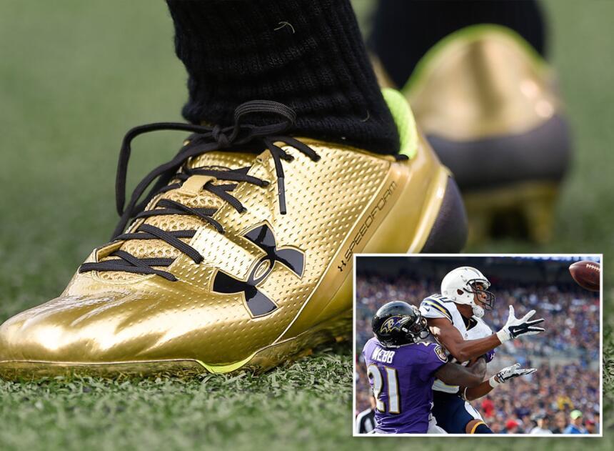 El mejor calzado en la NFL - Semana 8 04.jpg
