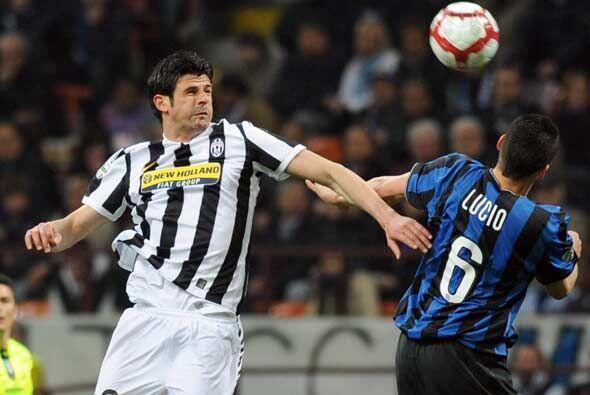 La jornada 34 de la Liga italiana comenzó con un auténtico clásico, Inte...