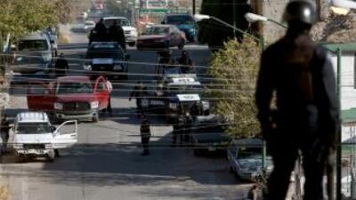 La fronteriza urbe de Ciudad Juárez fue la cuna del cártel que lleva su...