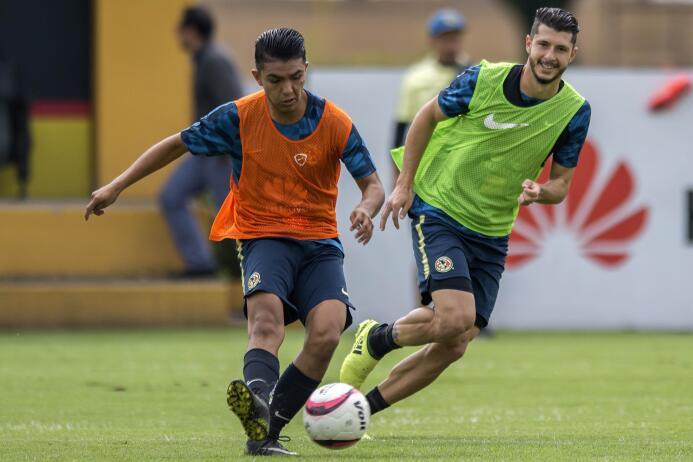 América ajusta sus piezas para la reanudación de la Liga MX tras las eli...