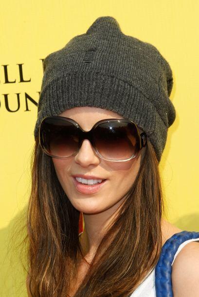 La actriz no soportará usar tenis -ni por más cómodos que sean- pero que...