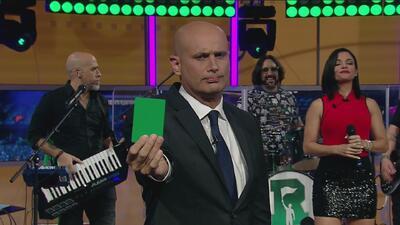 El 'Conde K' y su tarjeta verde súper merecida por el título del Santos