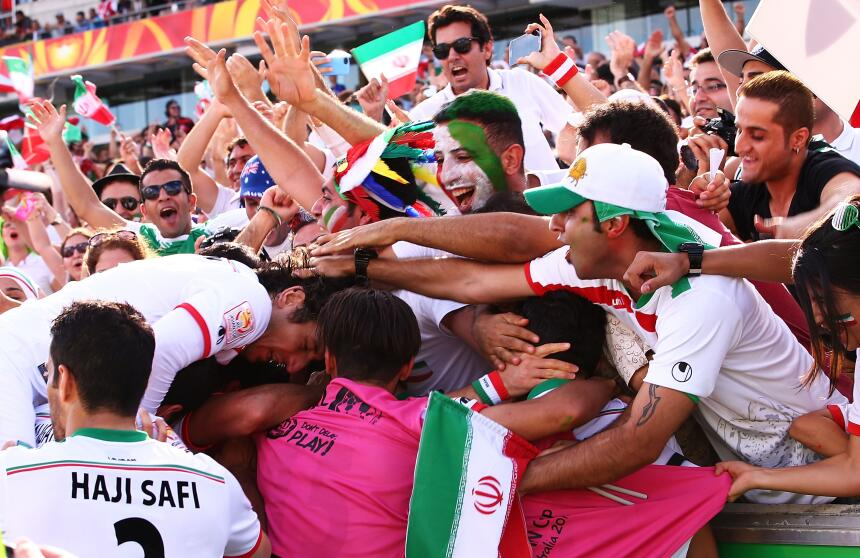 México, el segundo país más multado por FIFA en todo el mundo gettyimage...