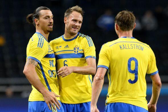 Suecia y Rusia vivirán el encuentro más atractivo del Grupo G en Solna p...