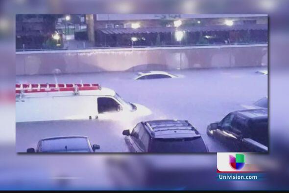 Inundaciones Houston