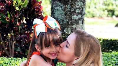Con esta imagen la hija de Luis Fonsi conmueve a los fans de su papá