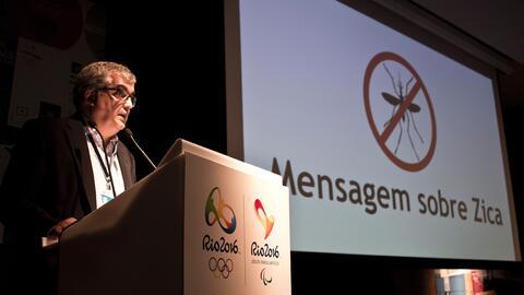 Los organizadores de los Juegos Olímpicos de Rio 2016 han mostrado preoc...
