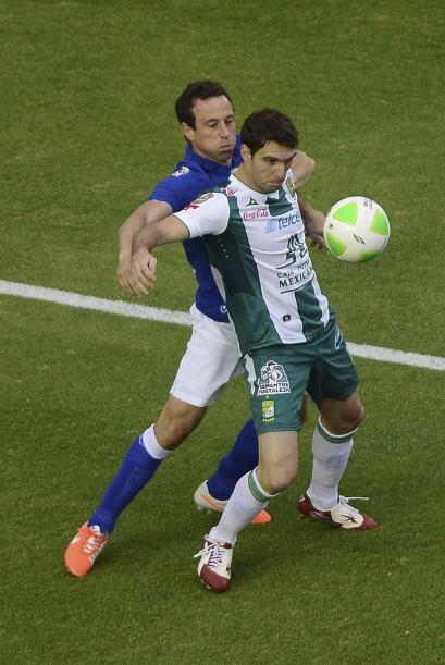 El trabajo de Mauro Boselli ha sido clvae para que a León le vaya...