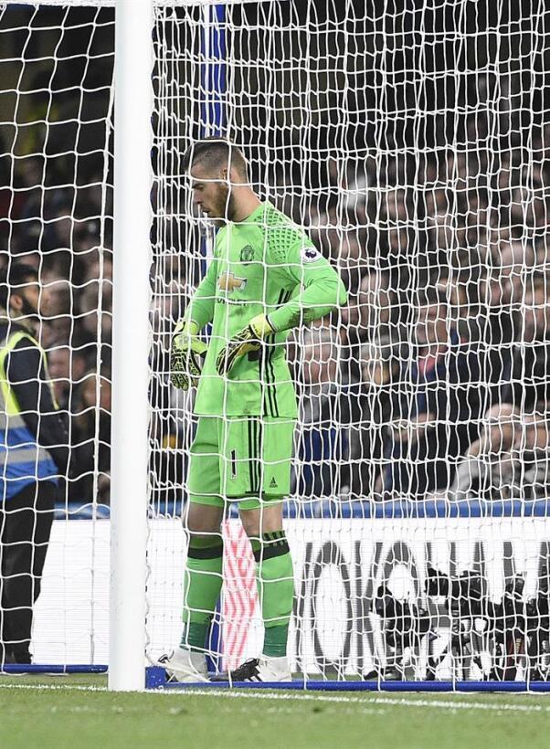 El cielo de Chelsea y el infierno de Manchester United en un solo partid...