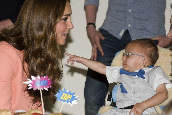 Kate Middleton está a punto de convertirse en mamá y duran...