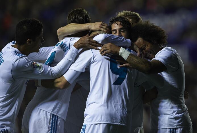 Parecía que los tres puntos se iban a Madrid, pero las libertades de la...