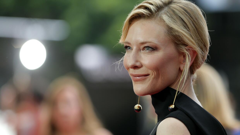 Cate Blanchett está nominada por Carol.