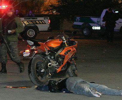 Récord de ejecuciones en MéxicoPese al refuerzo en la segu...
