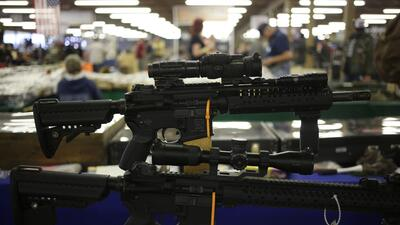 Rifle semiautomático