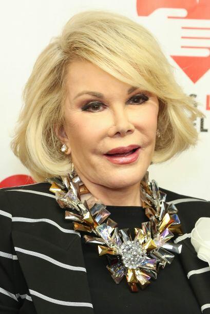 La comediante ha confesado que es adicta al botox y que no lo dejará NUN...