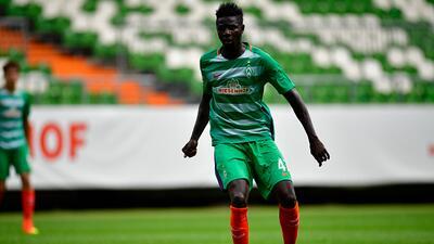 Ousman Manneh, de refugiado a figura de la Bundesliga