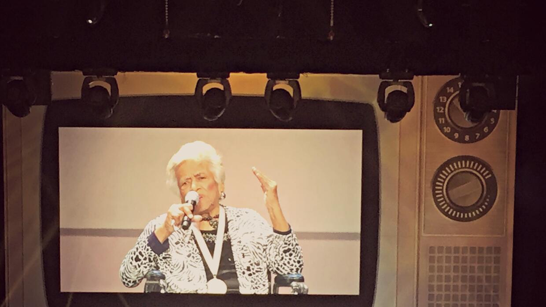 Lea Chase, la reina de la cocina creole