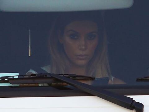 Encontramos a Kim Kardashian haciendo lo que más le gusta. Mira a...