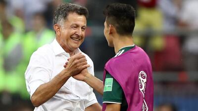 El día en que Osorio 'bajó de las nubes' a Hirving Lozano