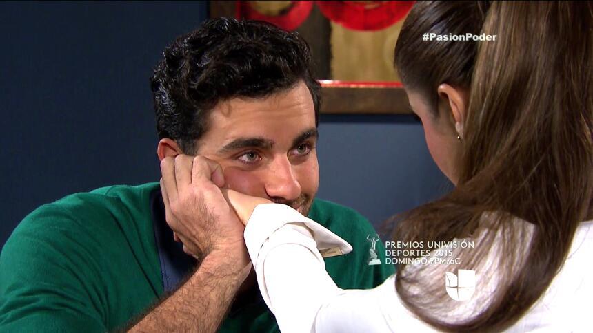 ¡David descubrió el amor entre Julia y Arturo! E28F51EA3A194505B3C5659D5...