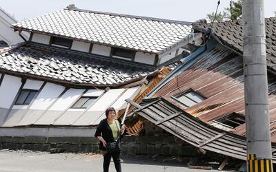 Japón descubre el poder destructor del terremoto