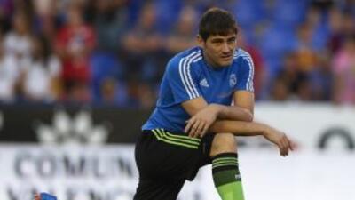 Iker Casillas dejó abierta la posibilidad de irse del Real Madrid.