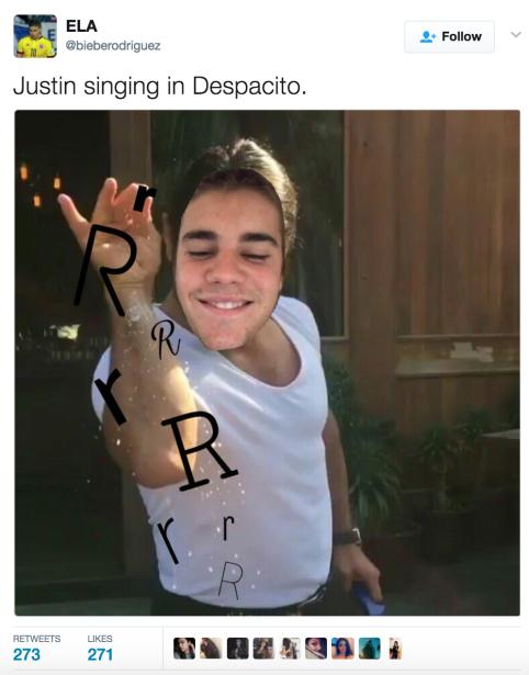 'Despacito' con Justin Bieber y otras canciones que artistas anglo canta...