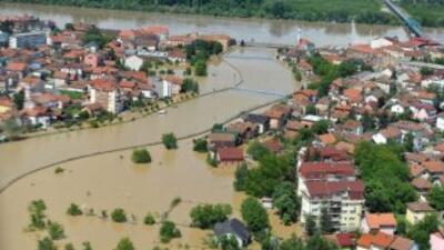 Las devastadoras imágenes de las inundaciones.