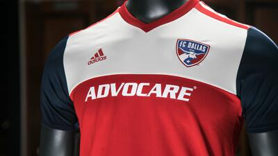 FC Dallas uniforme temorada 2018