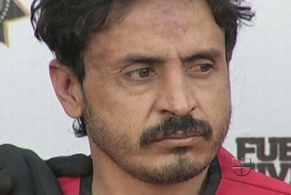 6 de enero. Fue arrestado en Monterrey (Nuevo León, norte de México) Bal...
