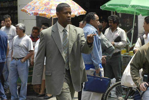 Man On Fire con Denzel Washington, producida en el 2004, también tuvo co...