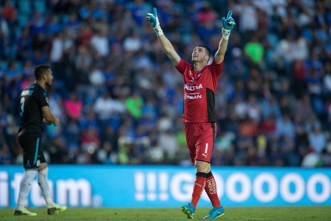Cruz Azul 0-1 Querétaro: la única anotación del partido la puso Camilo S...
