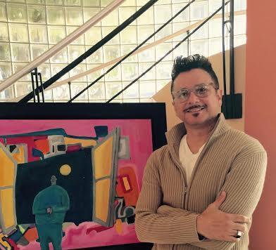 Artista plástico puertorriqueño
