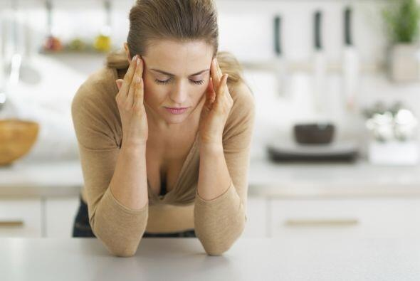 Exceso de estrés: Cuando se está bajo mucha presión y tensión, la produc...