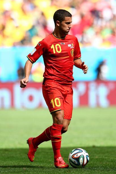En el Grupo B se enfrentarán Bélgica y Andorra. Los Diablos de Edin Haza...