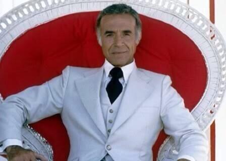 Montalbán protagonizó películas y series de televisión exitosas, entre e...