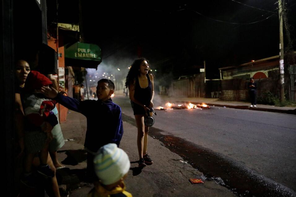Sin presidente electo en Honduras: qué posibles soluciones hay barricada...