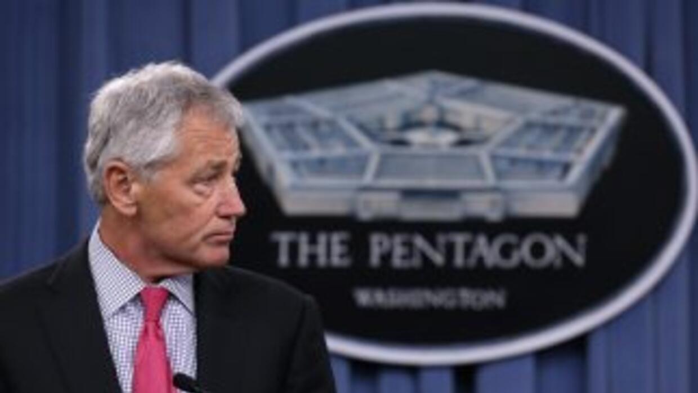 El secretario de Defensa dejó en claro que ha tenido que aceptar esta de...