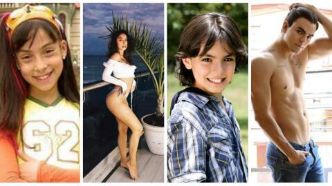 Los niños de telenovela que ahora provocan suspiros