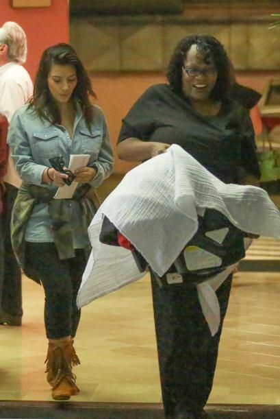 Kardashian está con su bebé casi todo el tiempo, aunque la nana no se se...
