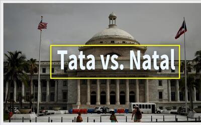 """""""Tata"""" vs. Natal: La 'tiraera' en El Capitolio"""