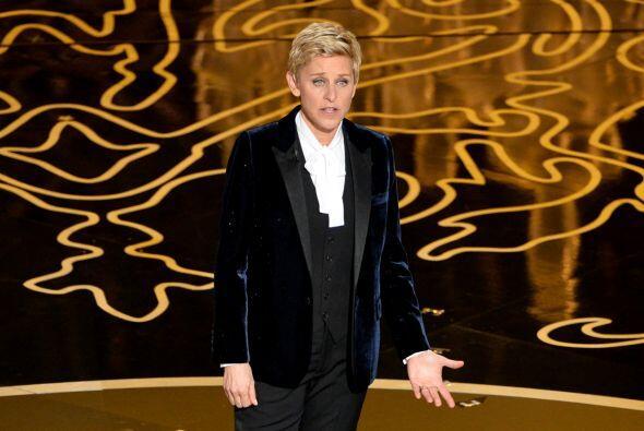 46.- ELLEN DEGENERES:  Comediante, presentadora de televisión, ac...