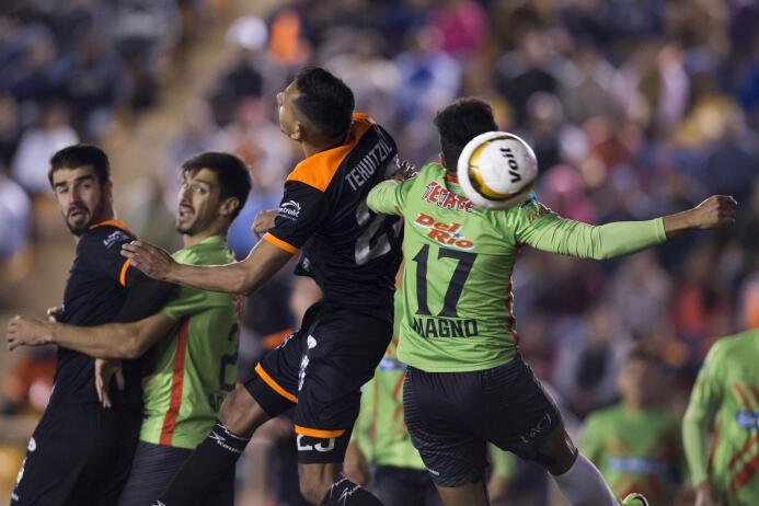 En fotos: Alebrijes de Oaxaca pega primero en la ida contra Bravos de Ju...