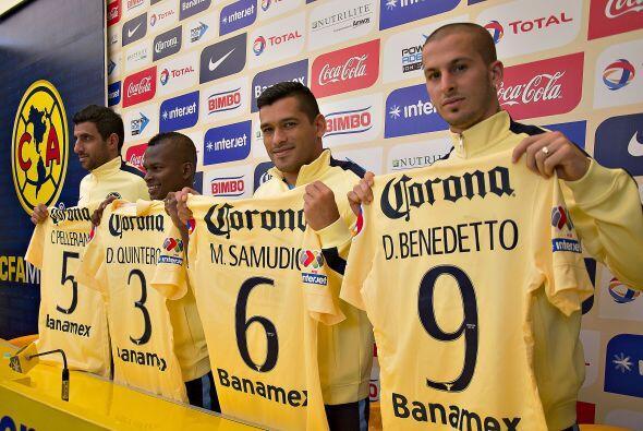 Los fichajes de Carlos Darwin Quintero, Cristian Pellerano, Darío Benede...